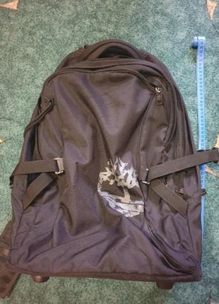 Timberland рюкзак с колесиками и ручкой