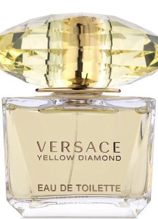 Versace yellow diamond 30 мл оригинал тестер