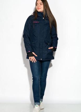 Куртка женская спортивная зимняя