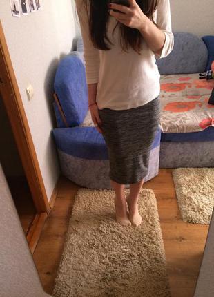 Лучше юбка zara