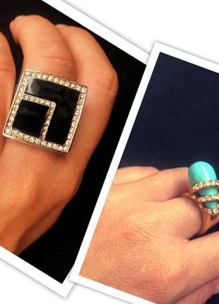 Бижутерия кольцо украшение 18 размер