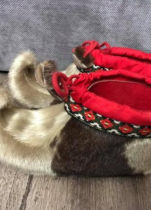 Hand made финская обувь мех нерпы ручная работа 5th avenue челси gabor  ecco clarks