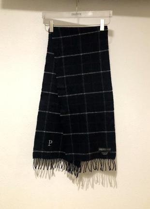 Кашемировый шерстяной шарф olivier francois ausoni