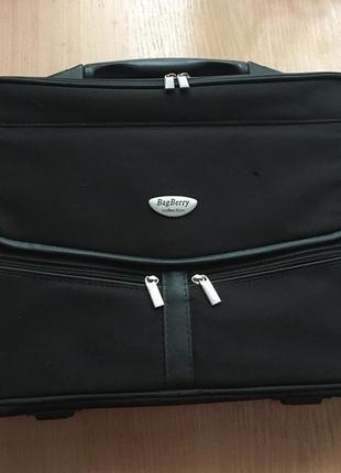 Дипломат кейс чемодан сумка портфель для документов компьютера чехол