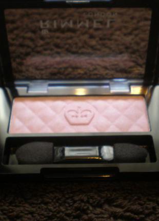 Тени rimmel светло-розовые с перламутровые 2.4 г