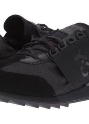 Дизайнерские нейлоновые кроссовки y-3 y-3 rhita sport sneakers adidas yohji yamamoto