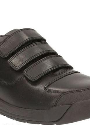 Clarks оригинал кожаные туфли размер 40-44.5