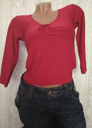 Женская блуза с рукавом 3/4 exhibit