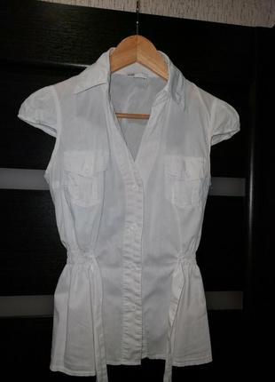 Рубашка/блуза с коротким рукавом