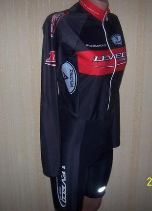 Вело комбинезон velotex