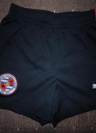 Футбольные шорты puma рост 122-128