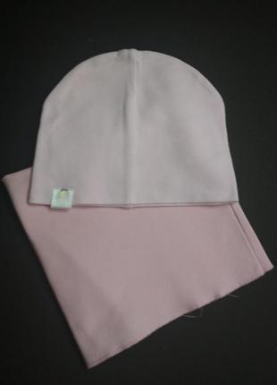 Набор шапочка и шарфик