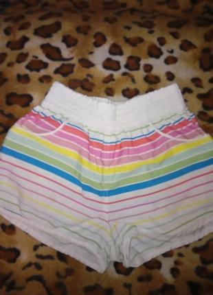 Летние пляжные шорты