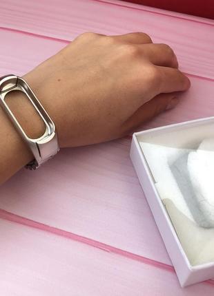 Ремешок на часы для xiaomi band 4