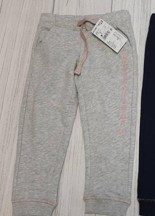 Спортивные штаны на флисе kiabi