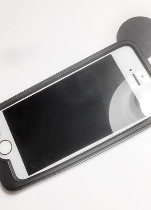 Бампер микки для iphone 5/5s