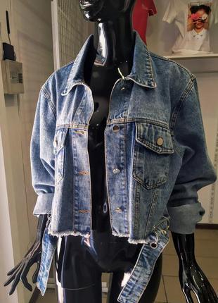Джинсовая куртка ✨🔥