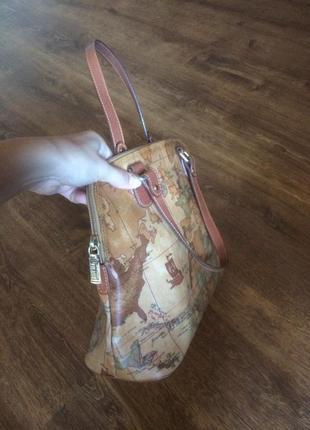 Кожаная сумка t'class