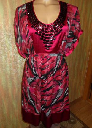 Платье betty jackson. black debenhams индия  р. 12  евро 40