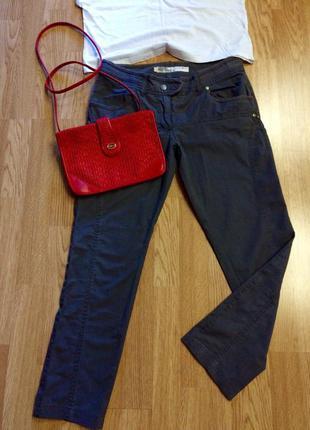 Стильные фирменные штаны silvian heach,джинсы,штанишки+подарок кофточка