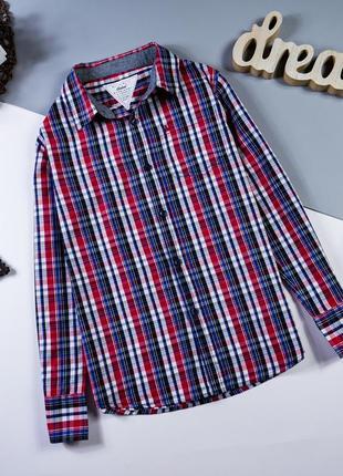 Рубашка на 11-13 лет/152 см