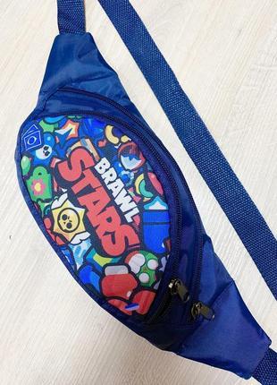 Бананка детская. поясная сумка для мальчика
