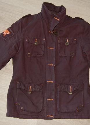 Куртка, утепленная