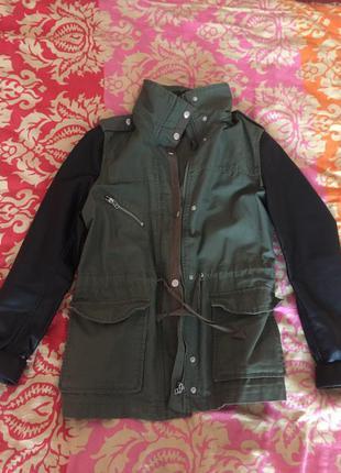 Куртка h&m 10 розмір