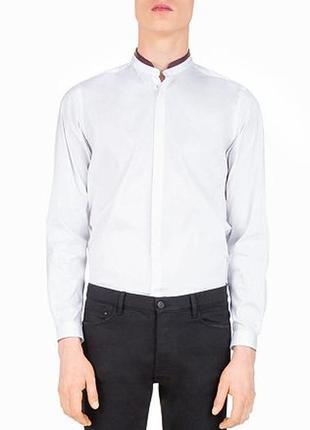 Стильная рубашка с длинным рукавом the kooples оригинал