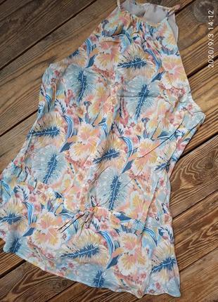 Блуза next /размер uk12 eur38-40/ американская пройма/состояние идеал