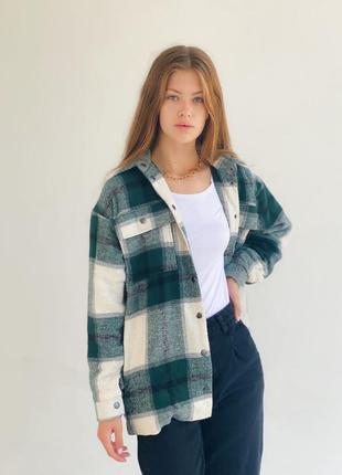 Пальто-сорочка