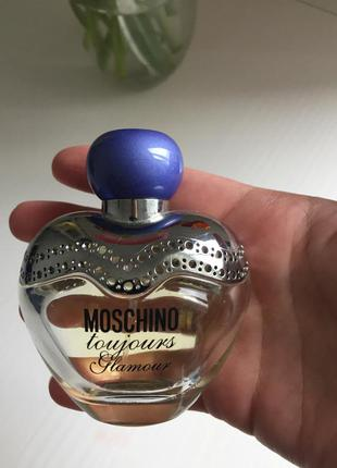 Moschino toujours glamour, духи, парфуми, туалетная вода