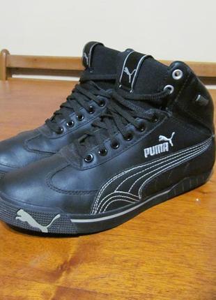 Кроссовки, ботинки puma gore-tex