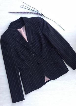 Стильный пиджак в полоску dorothy perkins