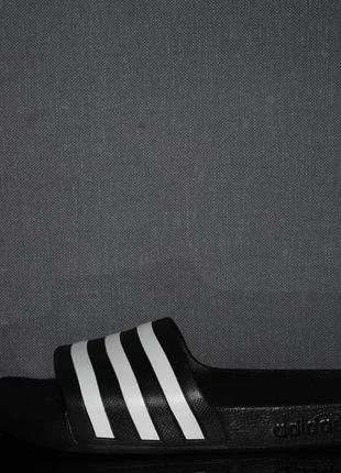 Шлепки adidas 42 р