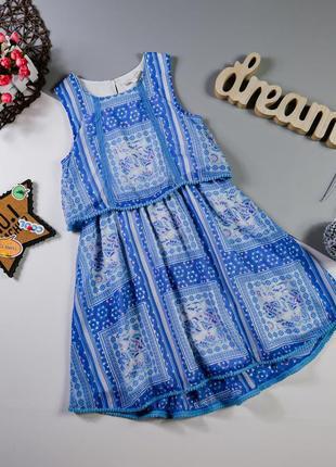 Платье на 8-9 лет/134 см