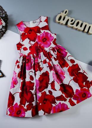 Платье на 7 лет/122 см