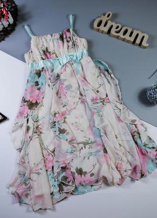 Платье на 11 лет/146 см