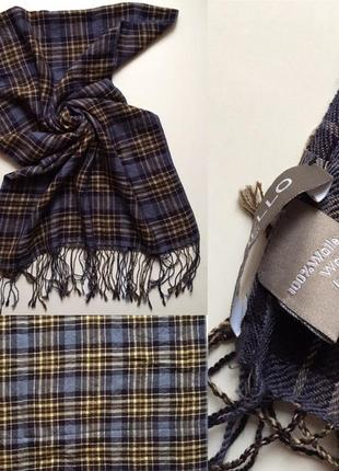 Codello яркий качественный нежный стильный шарф  (& other stories cos sandro max mara)