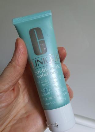 Эмульсия увлажняющая clinique anti-blemish solution clearing moisturizer