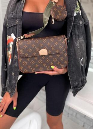 Шикарные женские сумки наложка