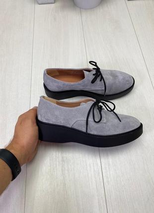 Туфли женские закрытые демисезонные
