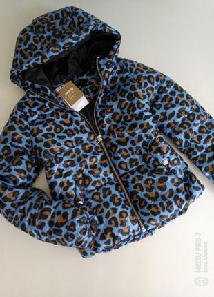 Яркая мега стильная куртка от бренда sinsay s-m