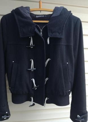 Бомбезная куртка.30%-кашемир.замеры ниже