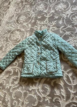 Куртка дитяча піджак утеплена