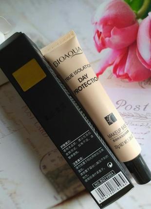 База под макияж с защитным эффектом bioaqua day protection make-up bas
