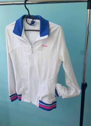Ветровка reebok оригинал (спортивная кофта, куртка, олимпийка)