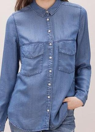 Рубашка stradivarius s