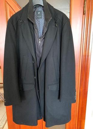 Пальто от pierre cardin (68/70 размер)