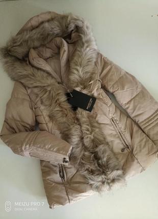 Красивенная курточка демисезон от bright girls, м-л